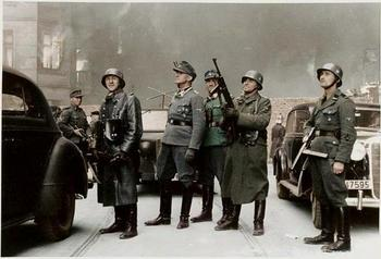 1943 in the ghetto of warsaw SS Major General Jürgen Stroop.jpg