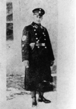 Adolf Eichmann standing in uniform at beginning ofW.W.II.jpg