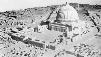 Albert Speer's planned capitol building for Germania.jpg