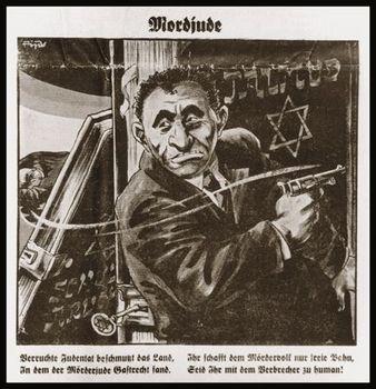 Der Stuermer, of Herschel Grynszpan, the Jewish assassin of Ernst vom R.jpg