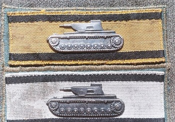 ⑨Tank Destruction Badge in Gold and Silver2.jpg