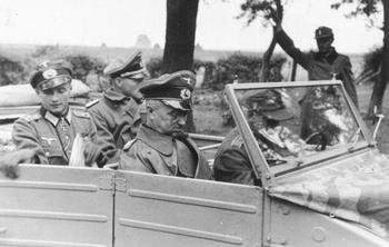 Field Marshall Walter Model visits the 246 Volksgrenadier Division Oct 1944.jpg