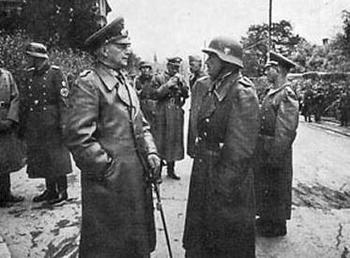 French campaign he was given command of Panzer Group Kleist.jpg