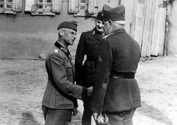General Hermann Hoth, commander of the 4th Panzer Army _Romanian 6th army corps commander.jpg