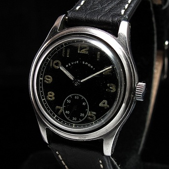 German Army MILITARY WW2 Watch WWII DH.jpg