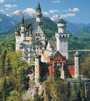 GermanCastle Schloss Neuschwanstein.jpg