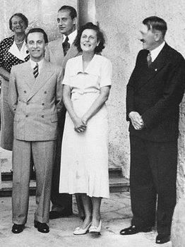 Goebbels, Riefenstahl & Hitler.jpg