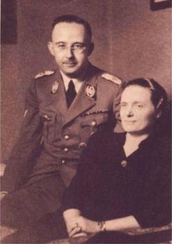 Heinrich Himmler and his wife Marga.jpg