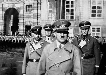 Himmler, Wolff, Hitler & Heydrich.jpg