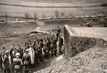 Hitler Examining The West Wall Fortifications May 1939.jpg