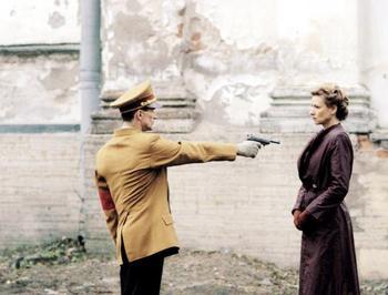 Joseph Goebbels (Ulrich Matthes) Magda Goebbels (Corinna Harfouch).jpg