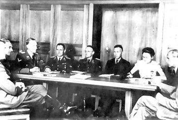 Karl Hermann Frank, Reinhard Heydrich, and Heinrich Müller.jpg