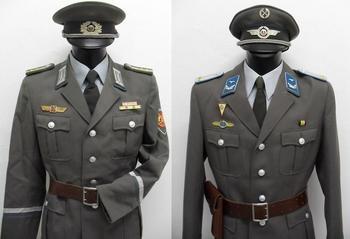 Luftverteidingung Oberfähnrich_Luftstreitkräfte Leutnant.JPG