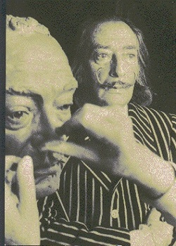 MY FRIEND SALVADOR DALI By Arno Breker.jpg