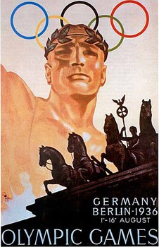 Nazi Propaganda Poster Berlin Olympics 1936.jpg