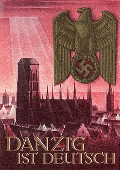 Picture card Danzig is German 1939.jpg