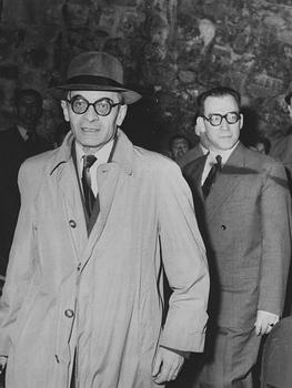 Rudolf Roessler, left, the Soviet Union's master spy of World War II.jpg