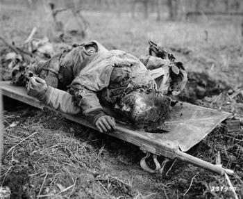The battered body of a dead American soldier.jpg