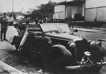 The damaged car of Reinhard Heydrich.jpg