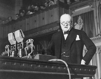 Winston Churchill. House of Commons, 1940.jpg