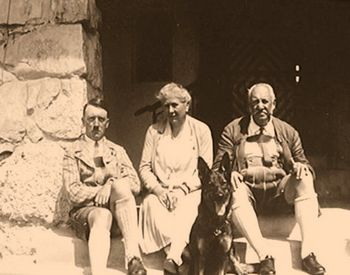 With Helene and Edwin Bechstein.jpg