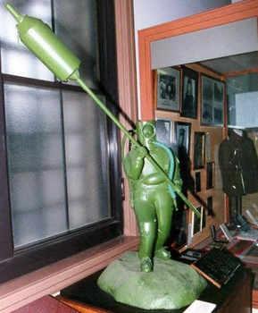 Yushukan Tokyo war museum depicting a Fukuryu.jpg
