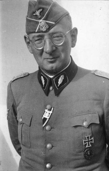 SS‐TOTENKOPF -ヒトラーのエリー...