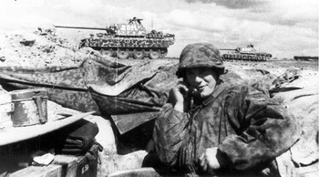 5 ss panzer division wiking panther field telephone camo trench helmet cover.jpg