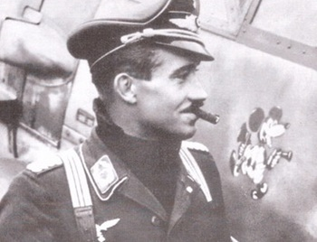 Adolf Galland and Mickey Mouse.jpg