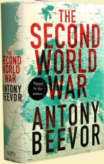 Antony Beevor The Second World War.JPG