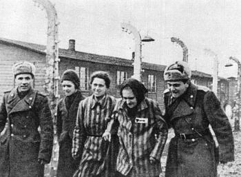 Auschwitz concentration camp liberation.jpg