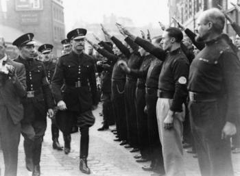 British Union of Fascists Sir Oswald Mosley.jpg