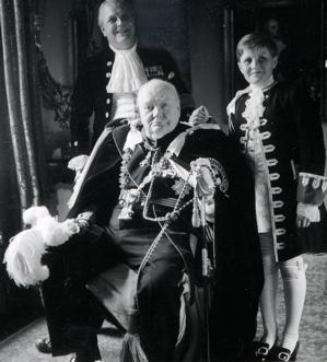Churchill-with-son-and-grandson-Coronation.jpg