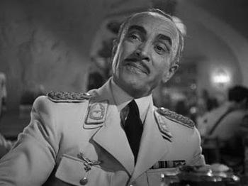 Conrad Veidt as Major Heinrich Strasser.jpg