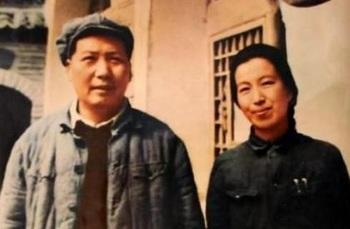 毛沢東 江青_1946.jpg