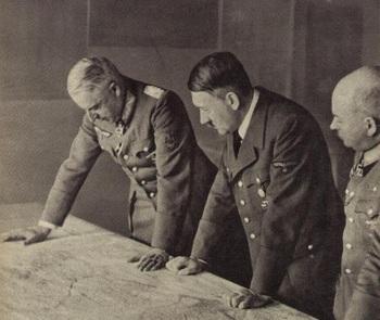 Erich von Manstein, Adolf Hitler, Kurt Zeitzler.jpg