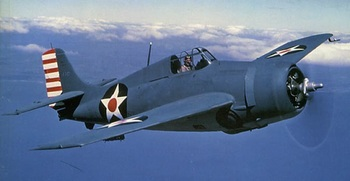 F4_Wildcat.Note that the red centers have been removed from the national insignia as of 15 May 1942 in order to avoid confusion with the Japanese red rising-sun markings..jpg
