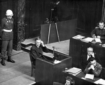 Friedrich Paulus in the witness stand.jpg