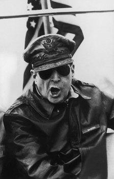 Gen. Douglas MacArthur roars orders.jpg