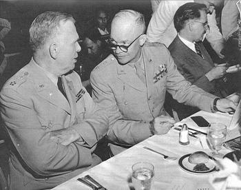 General George Marshall and General Dwight D. Eisenhower.jpg