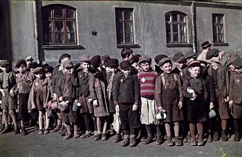 Ghetto Litzmannstadt children.jpg
