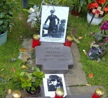 Grave of Michael wittmann.JPG