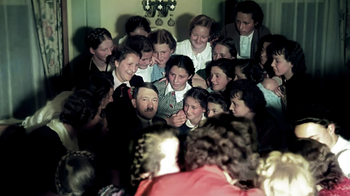 Hitler centered among Austrian girls.jpg