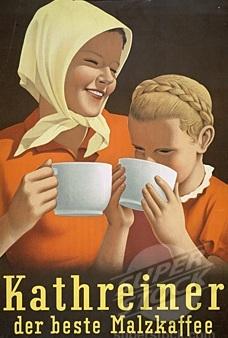 Kathreiner-Der Beste Malzkaffee 1940 Posters.jpg
