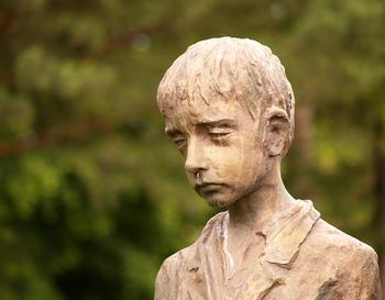 Lidice Children's Monument1.jpg
