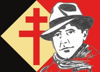Logo Résistance française _Jean Moulin et Croix de Lorraine.JPG