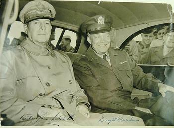 MacArthur Eisenhower_spent time in Japan 1946.jpg