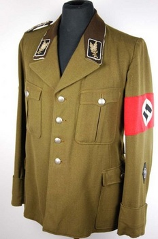 NSKK, Guerrera de Servicio de un Oberführer.jpg