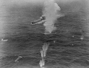 U849 under Air Attack.jpg