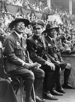 Yoshinori Futara Baldur von Schirach Hitlerjugend Bremen 1937.jpg